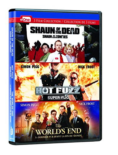 Shaun Of The Dead / Hot Fuzz / World's End (Triple Feature)