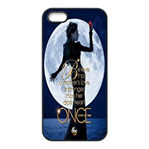 Poster Once Upon a Time Hard Plastic phone Case Cover For Apple Iphone 5 5S Cases ZDI088382