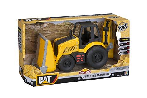 caterpillar site machine backhoe
