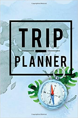 trip planner vacation packing list daily outfit organizer tear