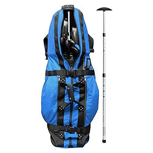 77tech Golf Bag Stiff Arm Travel Club Protector For Travelling Flight Bags,Club Glove Stiff Strong Arm Travel Golf Club Protector Only without Golf Bag by 77tech (Image #6)