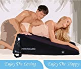 Shanhai Sex Wedge Iflatable Pillow For Coupe Loving Fantasy Sexy,Sex Pillow
