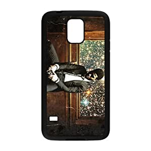 Lonely Man Cell Phone Case for Samsung Galaxy S5
