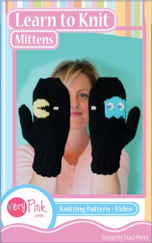 Learn to Knit Mittens (To Learn Knit Mittens)