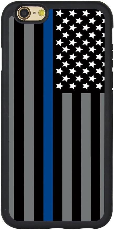 Funda para iPhone 6S con Bandera Estadounidense, Carcasa de TPU para iPhone 6 o iPhone 6S (4.7 Pulgadas)