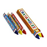 Family Hospitality 1T3B CrayAngle Triangular Crayons - 750 / CS