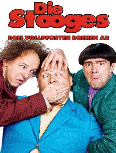 Die Stooges - Drei Vollpfosten drehen ab Film