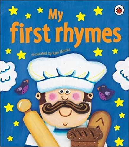 Book My First Rhymes