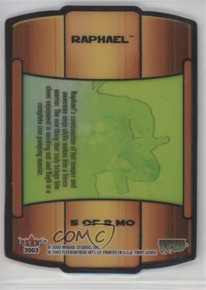 Raphael (Trading Card) 2003 Fleer Teenage Mutant Ninja ...
