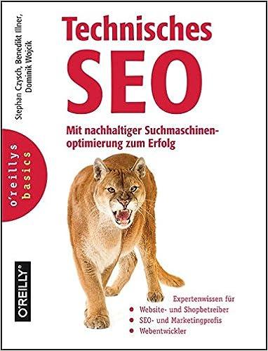 Cover des Buchs: Technisches SEO