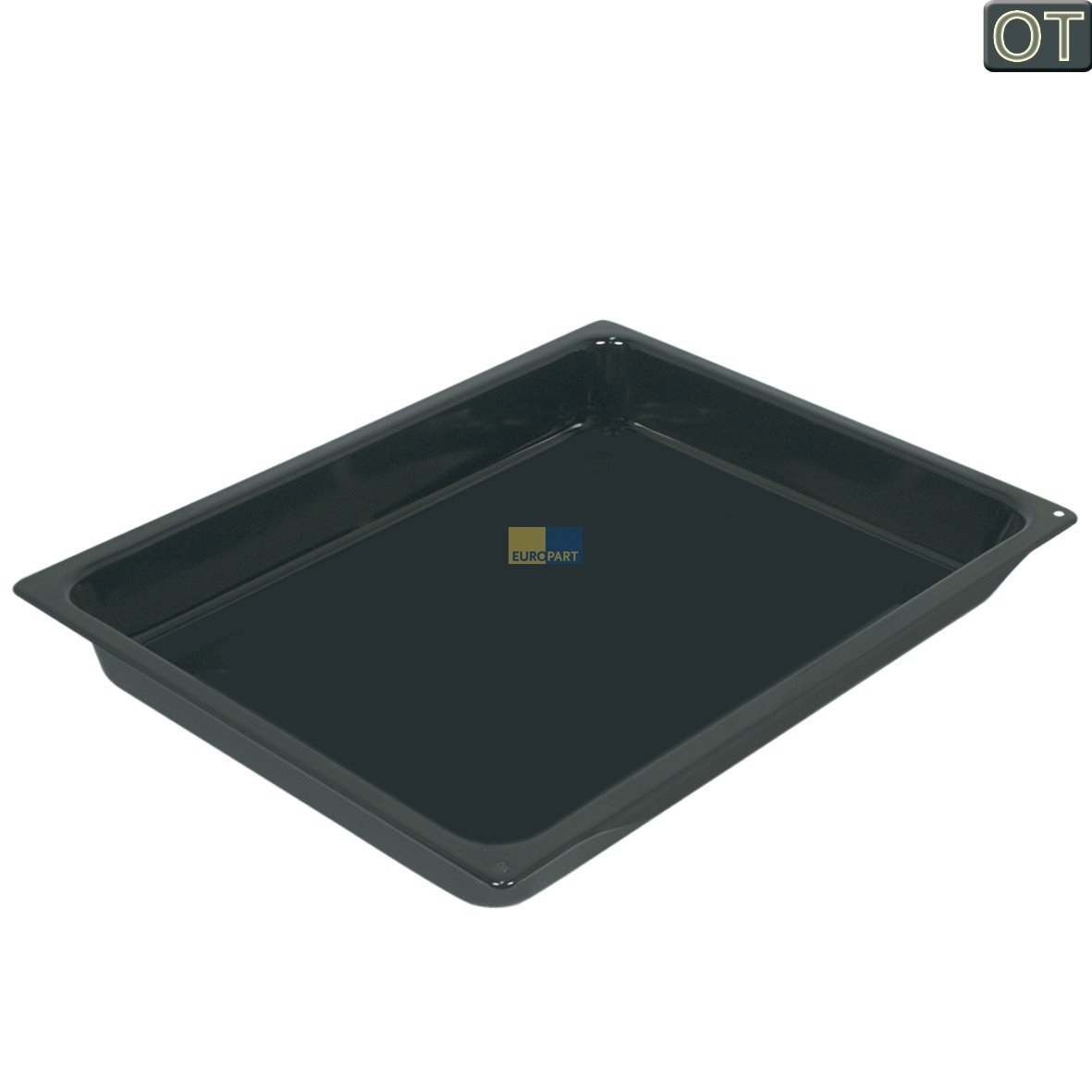 Gorenje esmaltada bandeja goteo Pan 45, 8 x 36 cm x 4, 5, 6 cm - Nº: 274663: Amazon.es: Hogar