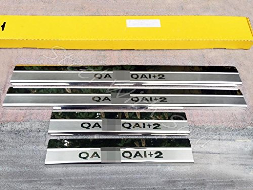 Door sill lining / Chrome cover / Scuff plate for NISSAN QASHQAI +2 (J10) 20072013