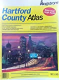Hartford County, Connecticut Atlas, Hagstom Map Company, Hagstrom Map Company, 0880970154