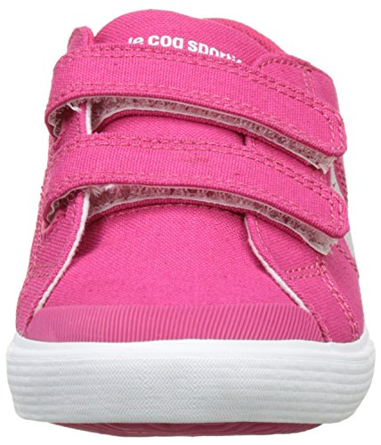 Le Coq Sportif Saint Gaetan Ps Cvs - Botas Unisex Niños Rosa (Rose Red/Optical Whi)