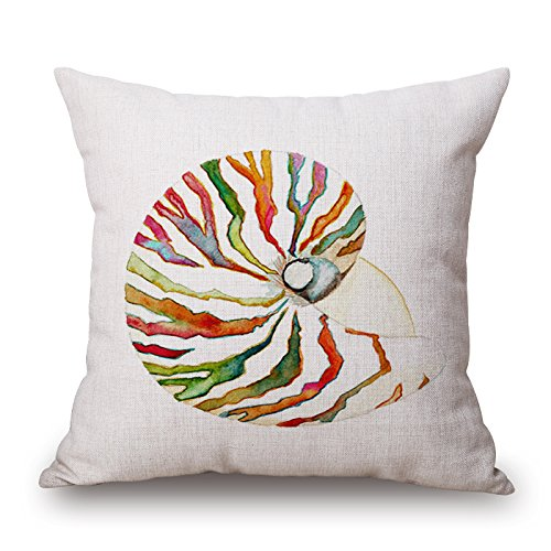 POPRY Animal Simple Color, algodón, Lino, Almohadas ...