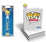 Best Funko Bookends - Funko Disney Cinderella 3D Bookmark Review