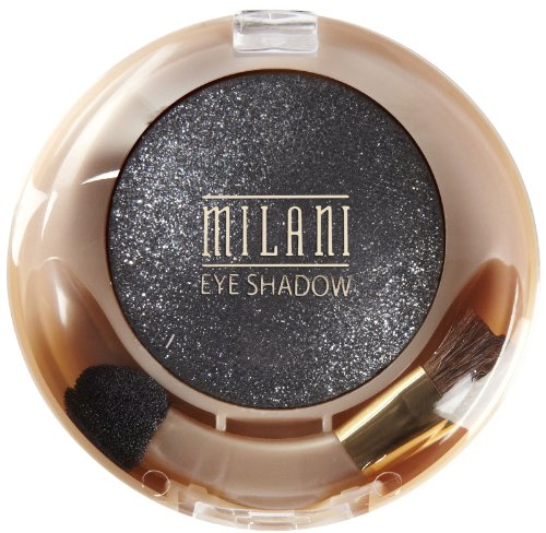 Milani Runway Eyes Eyeshadow- Wet/Dry - Black Out