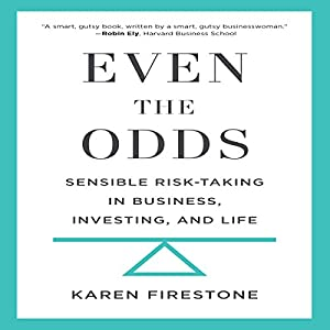 Even the Odds Audiobook
