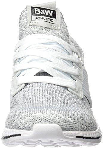 Break & Walk Damen Hv221301 Sneaker Weiß (White)