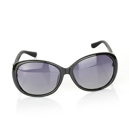 Kry Casual Sport Lunettes de soleil polarisées pour conduite d'extérieur femmes mode Lunettes de soleil oversize UV400Étui à lunettes Bleu 2 eYIYKB4qc