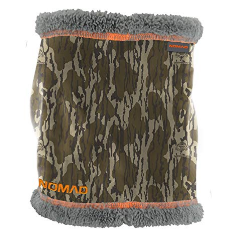 Nomad Harvester Neck Gaiter (Mossy Oak Bottomland) by Nomad