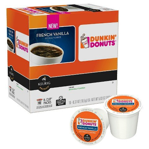 Dunkin-Donuts-French-Vanilla-Flavored-Coffee-K-Cups-For-Keurig-K-Cup-Brewers