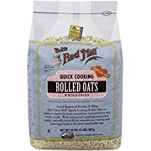 Bob's Red Mill Oats Rolled Quick, 32 Ounce