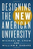 img - for Designing the New American University book / textbook / text book