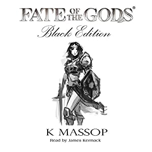 Fate of the Gods - Black Edition Audiobook