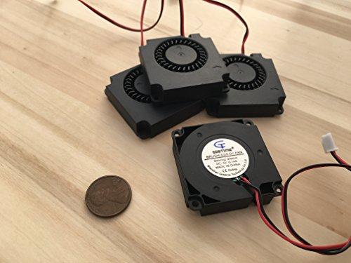 40 mm centrifugal fan - 7