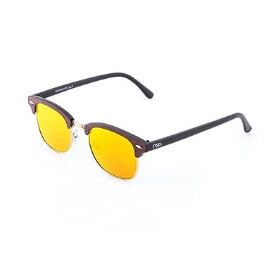 Gafas de sol TWIG NERUDA espejo degradadas hombre/mujer ...