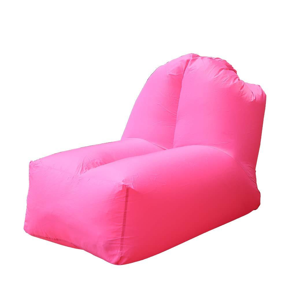 Saco de Dormir Hinchable portátil para Tumbona, sofá Cama ...