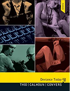 Amazon deviant behavior 9781138191907 erich goode books deviance today fandeluxe Gallery