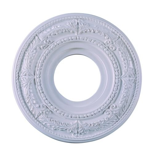 Livex Lighting 8204-03 Ceiling Medallion, White