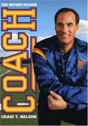 Coach: Season 2 (Set Dvd Box Coach)