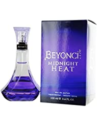 Beyonce Midnight Heat Women Eau De Parfum Spray 3.4 Oz 100ml