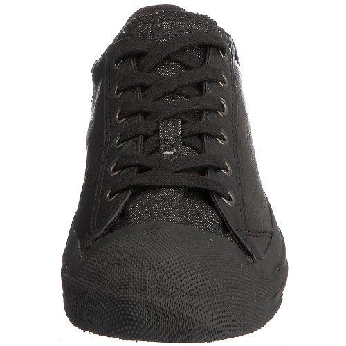 Low Run homme Exposure mode Diesel Baskets Noir w75q54