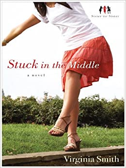 Book Stuck in the Middle (Thorndike Christian Fiction) by Virginia Smith (2010-06-02)