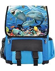 Sunshine On The Reef School Backpack for Girls, Boys, Kids