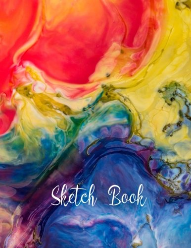 "Sketch Book: 8.5"" X 11"", Personalized Artist Sketchbook: 109 pages, Sketching, Drawing and Creative Doodling. Notebook and Sketchbook to Draw and Journal (Workbook and Handbook)"