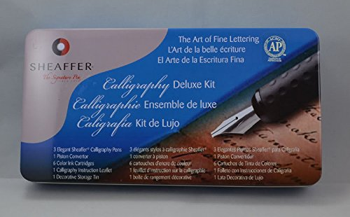 Review Cross Sheaffer Calligraphy Deluxe