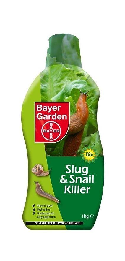 SBM Life Science Bayer Garden 750G Slug and Snail Killer