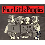 Four Little Puppies Story Book