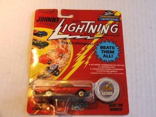 Johnny lightning the challengers challengers challengers ROT el camino with 2 surf boards series b by mantis 9ab2ce