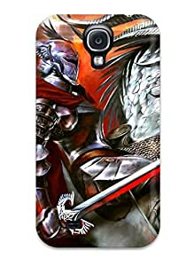 For SMxFyAv4886HqpvE Knight Protective Case Cover Skin/galaxy S4 Case Cover