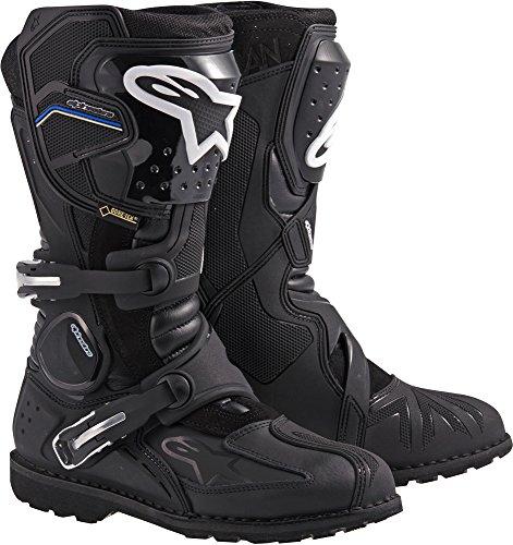 Gtx Alpine Boot - Alpinestars Toucan GTX Boots (9) (BLACK)