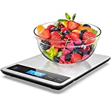 Best Food Scales - Food Scale, HOMEVER Food Scales Digital Weight grams Review