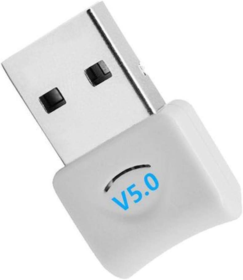 Precauti Ordenador USB Bluetooth Adaptador 5.0USB Escritorio inalámbrico WiFi Receptor de Audio Transmisor Dongle para PC de la computadora