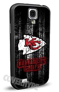 Kansas City Chiefs Cell Phone Hard Case for Samsung Galaxy S4