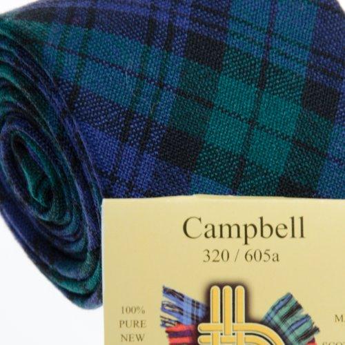 Tie Modern Campbell Wool Dress Tartan Pure qwgagBZ